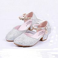 Girls+Glass+Slipper+Princess+Crystal+Shoes+Soft+Bottom+Dress+shoes+Leather+Princess+Shoes+Performance+shoes+Sandal+Shoes+–+USD+$+45.00
