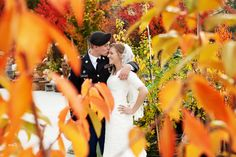 Chelsi & Brian. Autumn 2012 | The Atrium at Western Gardens