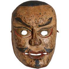 Himalayan Dance Mask