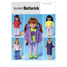 Joni the odd life of Timothy green Sewing Doll Clothes, American Doll Clothes, Clothes Crafts, Girl Doll Clothes, Doll Clothes Patterns, Clothing Patterns, Girl Dolls, Doll Patterns, Ag Dolls