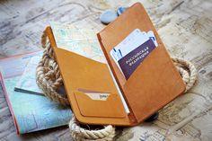 Конверт путешественника premium. Храните документы для путешествий и дома в одном конверте!