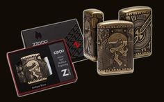 Moser Cigarren - Zippo Special Editions 2017