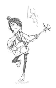 Insert Title Here, Kubo and the Two Strings is super good! Go see it!