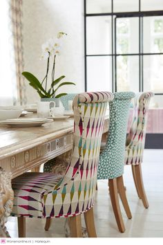 Modern Dining Table, Dining Room Chairs, Dining Room Furniture, Wicker Chairs, Desk Chairs, Small Dining, Art Furniture, Sofa Chair, Chair Cushions