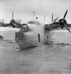 Short Sunderland, Cecil Beaton, Flying Boat, Ww2 Aircraft, Royal Air Force, Middle East, Fighter Jets, Coastal, Military