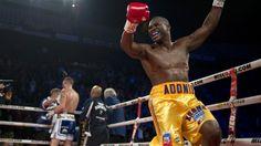 Le boxeur Adonis Stevenson est mis en nomination aux titres de combattant et de révélation de l'année du WBC. Bermane Stiverne a aussi été sélectionné dans cette deuxième catégorie.