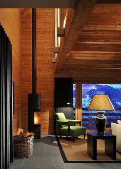 Wood, modern rustic #home #decor #living