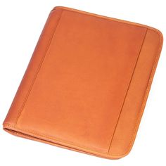 Can smell it, just looking! Claire Chase Classic Folio - Saddle $89.99