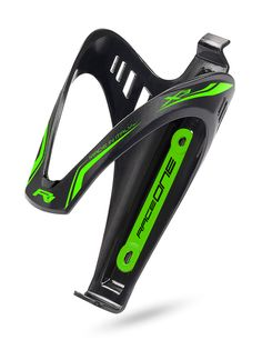 new style bottle cage Raceone E Mtb, Golf Clubs, Racing, Cage, Bottle, Green, Running, Auto Racing, Flask
