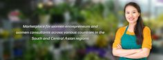 Marketplace for Women Entrepreneurs and Women Consultants across various countries in the South and Central Asian Regions.  https://sawes.org/ #women #Entrepreneurs #Consultants