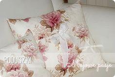Romantyczne poszewki na poduszki