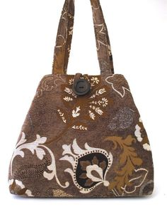 Roots canada black leather monogram logo letter 'k' shopper tote ...