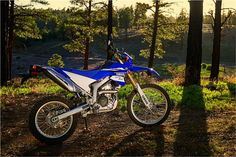2017 Yamaha WR250R Adventure Touring/Dual Sport Motorcycle