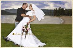 #Coeur d'Alene Wedding Photographer