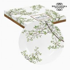 If you want to add a touch of originality to your home, you will do so with Flat plate Porcelain by Bravissima Kitchen. Material: Porcelain Suitable for dishwashers and microwaves Bravissima Kitchen Serving Dishes, Decorative Plates, Tableware, Trays, Smile, Friends, Happy, Fun, Beautiful