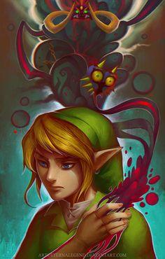 Nine steps to creating awesome Zelda fanart.