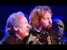"""""""Bring Him Home"""" from the Les Misérables 25th Anniversary Concert, October 3, 2010. At the end of the concert, they held a reunion of four of the most popular actors who have played Jean Valjean. During the song, the singers are standing in this order (L to R): Simon Bowman, Alfie Boe, Colm Wilkinson (original 1985 Valjean,) and John Owen-Jones. Colm Wilkinson starts of the song and is then joined by John Jones and Simon Bowman. The last to join is Alfie Boe, who starred in this concert…"""