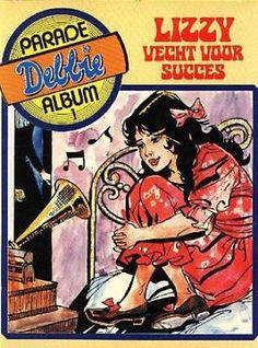 Debbie Parade Album 1 - Lizzy vecht voor succes