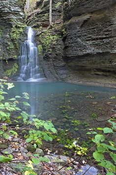✯ Fuzzybutt Falls - The Ozarks  Been there, done that.  One of my favorite waterfalls!
