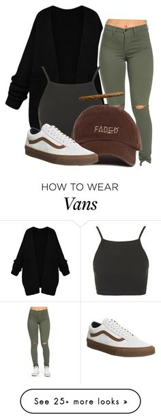 """Untitled #1165"" by shyannelove123 on Polyvore featuring moda, Topshop, Vans, women's clothing, women's fashion, women, female, woman, misses e juniors"