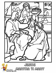 Mary and Martha Coloring Page Best Of 1000 Images About Sunday School Mary Martha and School Coloring Pages, Bible Coloring Pages, Preschool Bible, Bible Activities, Sunday School Kids, Sunday School Crafts, Mary And Martha, Bible Study For Kids, Bible Crafts