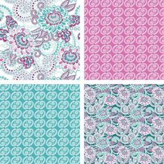 Download and print these FREE Paisley papers.