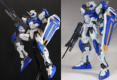 MG Duel Gundam Assault Shroud: Super Remodeling & Comparison w/Original Gunpla, Many Big Size Images Strike Gundam, Gundam Custom Build, Gundam Seed, Gunpla Custom, Mobile Suit, Scale Models, The 100, Japan, Guys