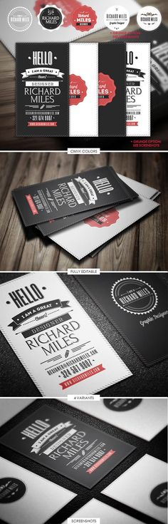 Retro Invitation Business Cards Design-10  #businesscards #modernbusinesscards #creativebusinesscards #businesscardsdesign