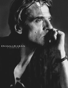 Jeremy Irons...just say my name