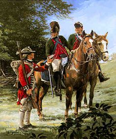 AWI- Britain: British Soldiers, by John Buxton.