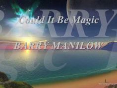 i made it through the rain,by BarryManilow - YouTube