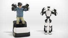 El robot humanoide m