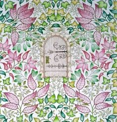 53 Best Johanna Basford Colouring Images Coloring Books Coloring