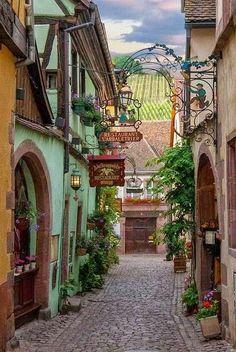 Altstadt, Salzburg