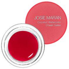 Josie Maran Coconut Watercolor Cheek Gelée: Blush | Sephora