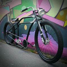 Seventyone Kustoms: Ruff Cycles Gringo