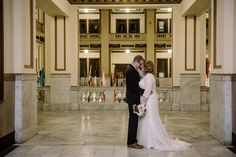 I love this idea! This city hall is perfect for our elopement in September! Plus, the airport is nearby, so we can fly to the honeymoon right after! Be Perfect, St Louis, Wedding Dresses, Destinations, September, Weddings, Usa, City, Places