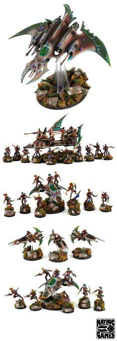 Dark Eldar Treasure Hunters