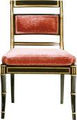 Baker - Regency Side Chair