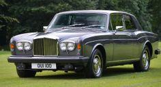 Rolls-Royce Corniche Two-door Saloon. Chassis CBH50059 (1980)