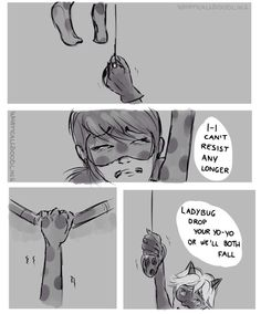 Cats always land on their feet :: Credit :: WhatICallDoodling :: Part 1
