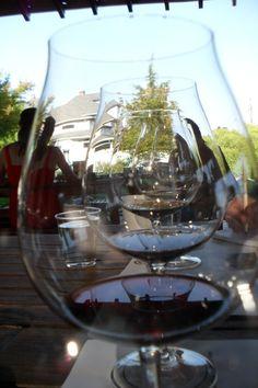 A vertical of Pinot Noirs from famed Yamhill-Carlton wine maker Ken Wright.  2007 thru 2009