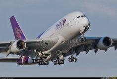 Thai Airways A380 - Google 検索