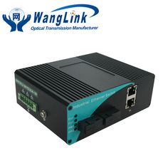 Quality Choice 10/100/1000mBase 2 Fiber Port Network Switch
