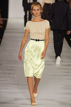 Marc Jacobs - Spring 2003 Ready-to-Wear