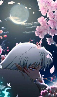 Inuyasha Fan Art, Inuyasha Love, Anime Love, All Anime, Animes Wallpapers, Cute Wallpapers, Iphone Wallpapers, Manga Art, Manga Anime