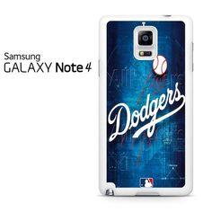 Los Angeles Dodgers Logo Samsung Galaxy Note 4 Case