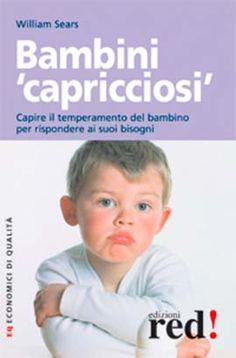 """Williams Sears """"Bambini 'capricciosi' """", Red"""