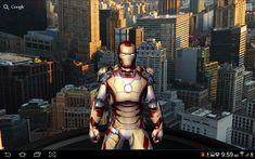 Iron Man 3 Live Wallpaper (Premium) v1.0 APK » FileChoco™