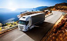 semi truck hd image